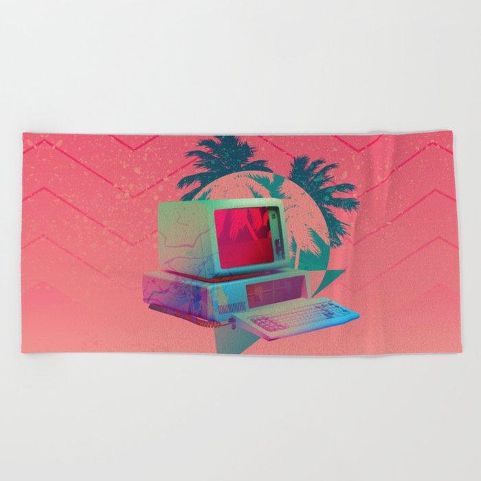 BMI 98 Beach Towel