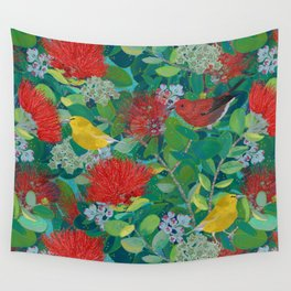 Ohia Life Wall Tapestry