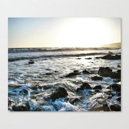 Palos Verdes Sunset Canvas Print
