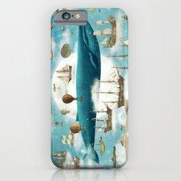 Ocean Meets Sky - option iPhone Case