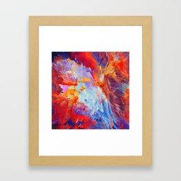Xeo Framed Art Print