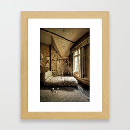 Sleep Well… Framed Art Print