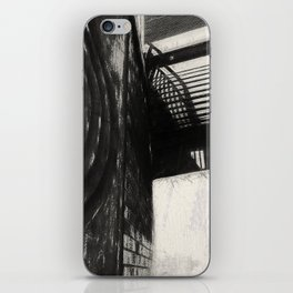 Conflicting ways iPhone Skin