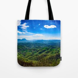 A place in heaven Tote Bag