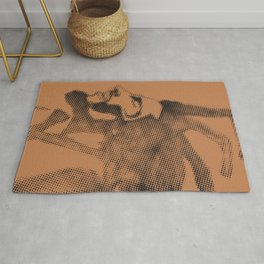 Marley the lion king Rug