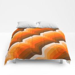 Golden Wave Comforters