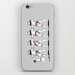 a Rebel Since She Was Young iPhone Skin
