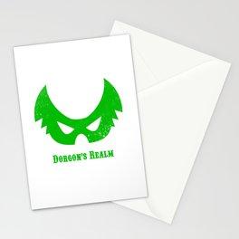 Dorgon's Realm: Green Stationery Cards