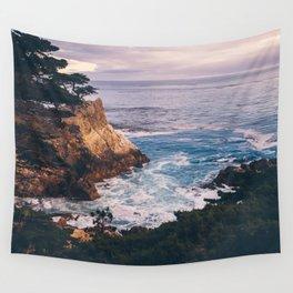 Carmel California Wall Tapestry