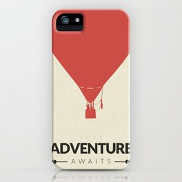 Your Adventure Awaits iPhone Case