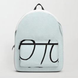 Napstablook Backpack