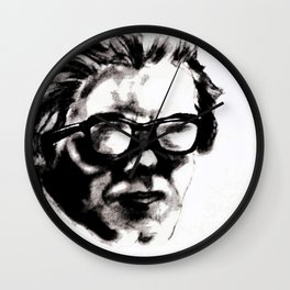 Hipster Beethoven Wall Clock