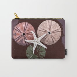 seashell 6 Carry-All Pouch
