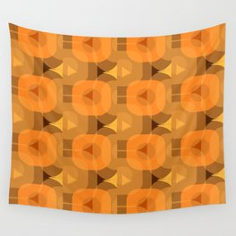 70s Era interior design Wall Tapestry