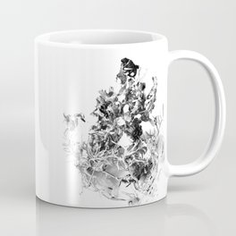 floating roots Coffee Mug