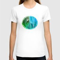 psychadelic T-shirts featuring Psychadelic Seahorse by Heidi Fairwood