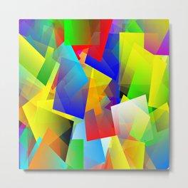 Cubed... Metal Print