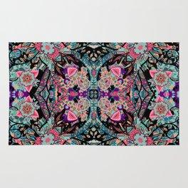 Mandala Colorful Boho Rug