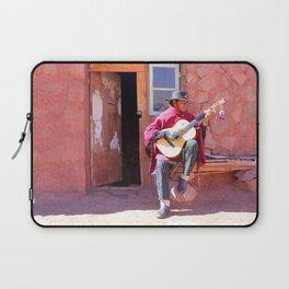 Pueblo de Machuca Laptop Sleeve
