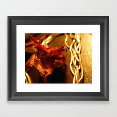 In Chains 2 Framed Art Print