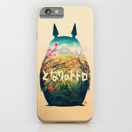Forest Dream iPhone Case