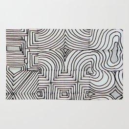 Crazy Lines Rug
