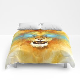 Lion of Judah Comforters
