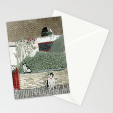 Red Door Cottage Stationery Cards