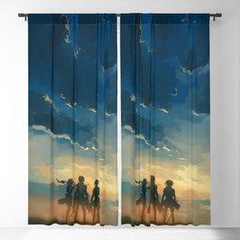 Silhouette ATT Blackout Curtain