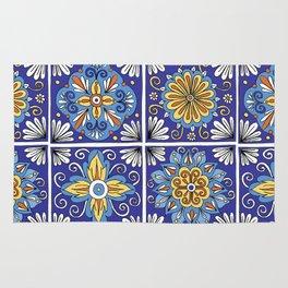 Italian Tiles Rug