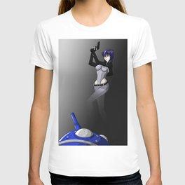 GitS: Major Motoko Kusanagi T-shirt