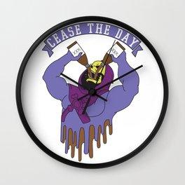 Skeletor Power Hour Wall Clock