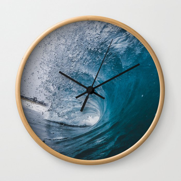 Great Surf Wall Clock