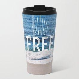 free Metal Travel Mug