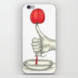 Tomato iPhone Skin