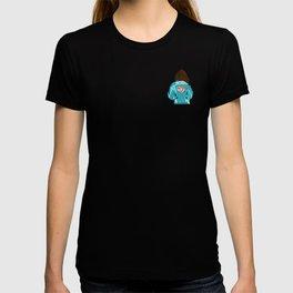 Future MRS Brunette bride T-shirt