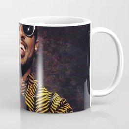 stevie wonder los angeles 1991 Coffee Mug
