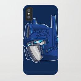 Full Metal Prime iPhone Case