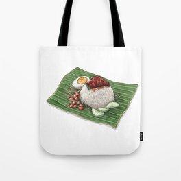 Breakfast & Brunch: Nasi Lemak Tote Bag