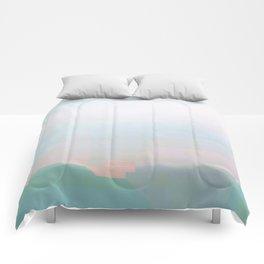 Heaven Fades Comforters