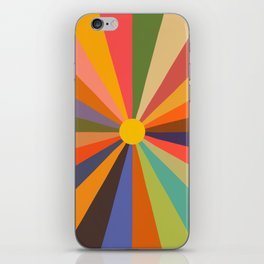 Sun - Soleil iPhone Skin
