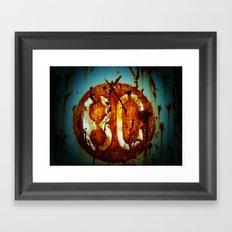 Malditos 80´s  Framed Art Print