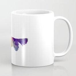 Dachshund Long Haired in watercolor Coffee Mug