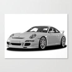 Porsche Car Canvas Print