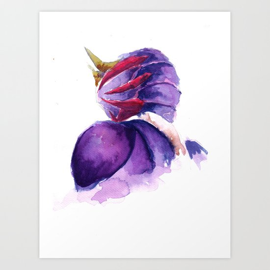 Hibiki Art Print