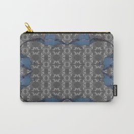 The Kingfisher - Blues Carry-All Pouch