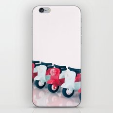 Zoom Zoom iPhone & iPod Skin