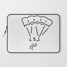 paraglider airman Laptop Sleeve