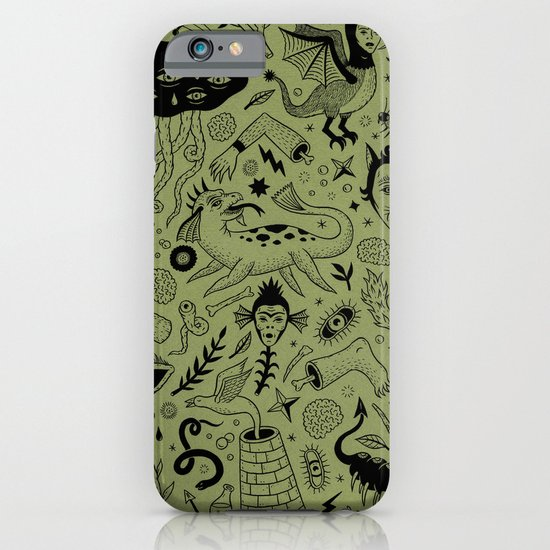 Curious Collection No. 2  iPhone & iPod Case