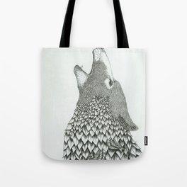 Wolf  Tote Bag